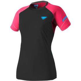 Dynafit Alpine Pro SS Tee Women, fluo pink